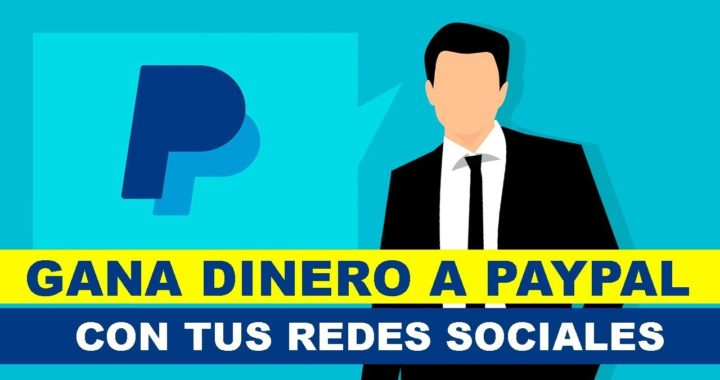 GANA DINERO A PAYPAL CON TUS REDES SOCIALES PRUEBA DE PAGO FANCITOS
