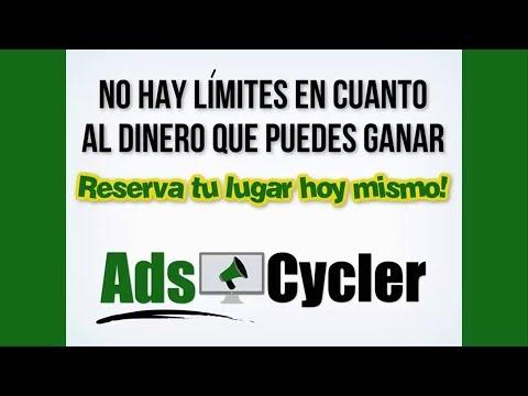 Gana Dinero Con Ads Cycler PRESENTACION DE ADS CYCLER (Gana Dinero Por Internet 2018)