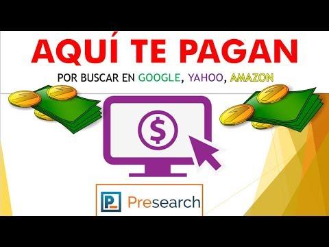 Gana dinero con Amazon por buscar , gana con Google y Amazon por buscar. gana dinero con Yahoo