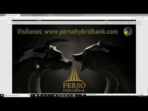GANA DINERO EN AUTOMATICO CON Perso Hybrid Bank! ! !