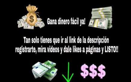 GANA DINERO FÁCIL Y SENCILLO!!