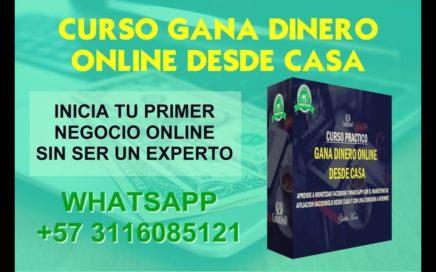 GANA DINERO ONLINE DESDE CASA