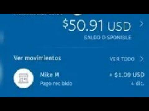 Gana dinero *para tu cuenta de PayPal con esta nueva aplicación 2018