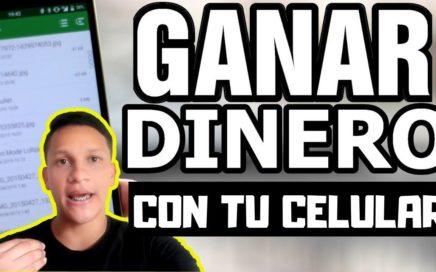 GANA DINERO REAL CON TU CELULAR - CLICKEAME