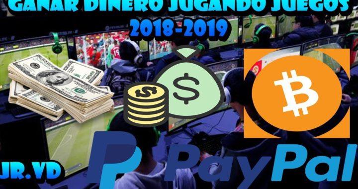 ganar dinero jugando juegos 2018-2019