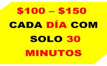 Ganar Dinero Rápido $ 100 - $ 150 Em Paypal / Sistema 50