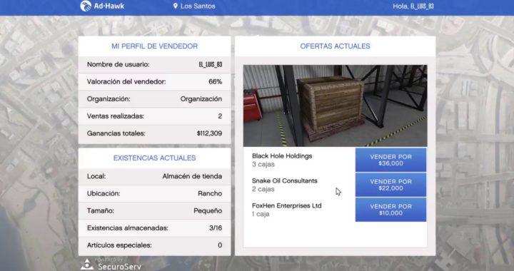 """""""GTAV ONLINE"""" ganar dinero como sea """"EN DIRECTO"""" el luis PS4"""