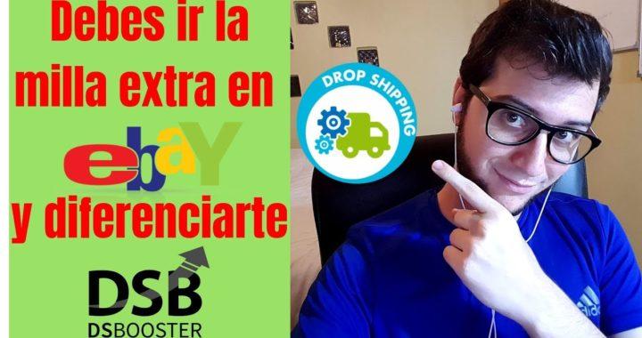 Haciendo dinero extra en eBay donde otros NO - DSBooster con puertas abiertas de nuevo!