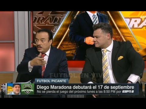 Increible Revelan Lo Que Gana Maradona, Dorados Regala El Dinero A Un Tecnico Fracasado