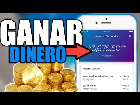 INCREIBLE!!GANA $50 DOLARES DIARIOS LA MEJOR APP PARA GANAR DINERO EN INTERNET 2018
