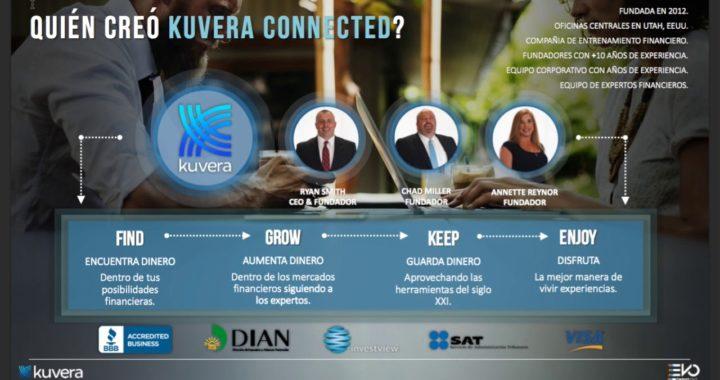 Kuvera Connected - App para ganar dinero con Forex 2018 - 2019