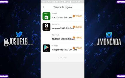 ¡La MEJOR aplicación para GANAR DINERO PAYPAL gratis Tutorial Cocoin #6 octubre 2018