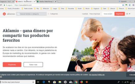 Mejores páginas para ganar dinero por Internet Septiembre 2018. Trabaja desde casa 2018