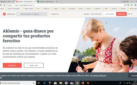 Mejores páginas para ganar dinero por Internet Septiembre 2018. Tutorial mejores webs 2018