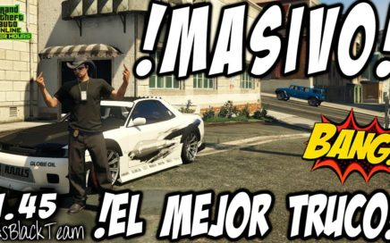 "*NEW* - DUPLICAR RETROS CADA 2 MINUTOS - ""FUNCIONA"" - GTA V - MASIVO - ""BRUTAL"" - (PS4 - XBOX One)"