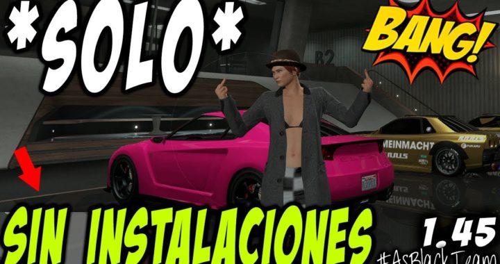 """*NEW* - SOLO MONEY GLITCH - DUPLICAR - 100% MEJORADO - GTA V - """"SIN INSTALACIONES"""" - (PS4 - XB1)"""