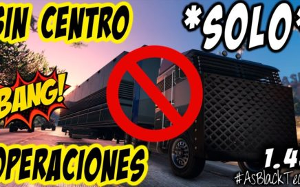 "*NEW* - SOLO MONEY GLITCH - DUPLICAR COCHES - GTA V - ""SIN CENTRO OPERACIONES"" - PARCHEADO"