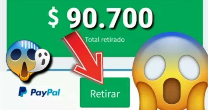 !NUEVA APLICACIÓN Gana Dinero   Para Tu Paypal NUAVA APPS 2018