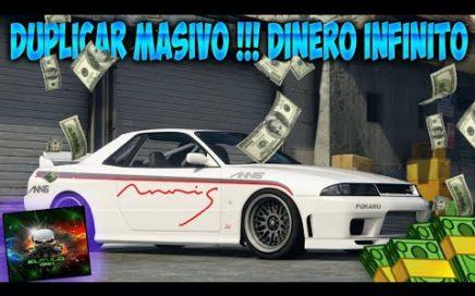 NUEVO- *SOLO* - SIN AYUDA - DUPLICAR COCHES MASIVO - GTA V ONLINE- !NUEVO MÉTODO! - (PS4 - XBOX One)