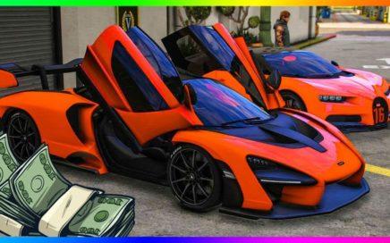 NUEVO TRUCO DINERO INFINITO EN 3 PASOS! FACIL 1.44/1.45 [$1,000,000 CADA 2 MINUTOS] | GTA ONLINE
