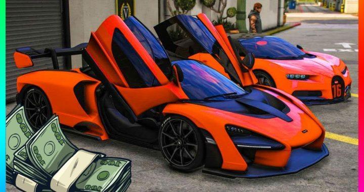 NUEVO TRUCO DINERO INFINITO EN 3 PASOS! FACIL 1.44/1.45 [$1,000,000 CADA 2 MINUTOS]   GTA ONLINE