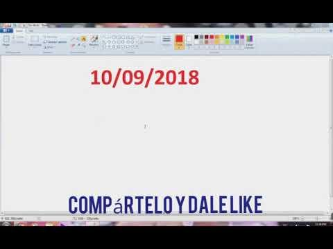 NÚMEROS BIEN FUERTES PARA GANAR HOY 10/09/2018