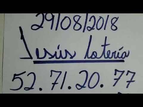 NÚMEROS PARA HOY 29/08/18 DE AGOSTO PARA TODAS LAS LOTERÍA !!!