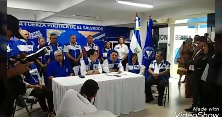 PCN  OFICIAL AFIRMA QUE GANA Y NUEVAS IDEAS ESTÁN OFRECIENDO DINERO Y PUESTOS  12 DE SEPTIEMBRE 2018