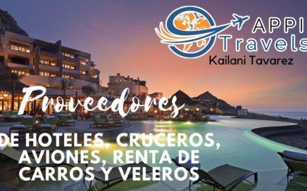 Proveedores de Appi Travel | Kailani Tavarez