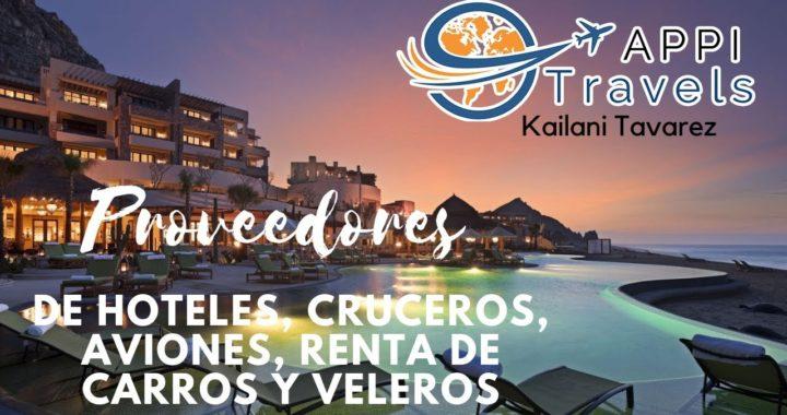Proveedores de Appi Travel   Kailani Tavarez
