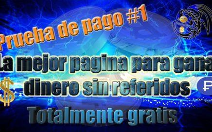 Prueba de pago #1 - La mejor pagina para ganar dinero SIN REFERIDOS | Rucaptcha | Fireshadow17