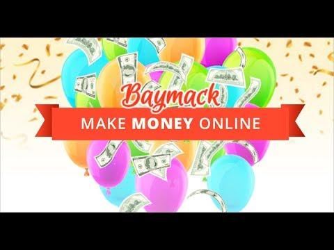 ¿Que es Baymack? y Como Ganar Dinero con Baymack 2018