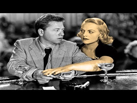 QUICKSAND | Mickey Rooney | Jeanne Cagney | Full Length Crime Movie | Film Noir | English | HD