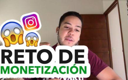 Reto de monetización: Estrategia para ganar dinero en Instagram - #11