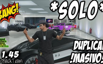 "*SOLO MONEY GLITCH* - DUPLICAR RETROS ""MASIVO"" - GTA V 1.45 - SIN AYUDA - (PS4 - XBOX One)"