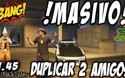 *SOLO MONEY GLITCH or with friend* - DINERO FÁCIL - GTAV - PLACA LIMPIA - DUPLICAR SOLO o CON AMIGOS
