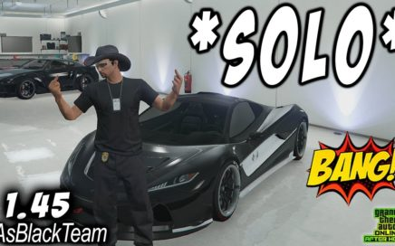 "*SOLO MONEY GLITCH* - TRUCO DUPLICAR COCHES SIN AYUDA - GTA V - ""DINERO FÁCIL"" - (PS4 - XBOX One)"
