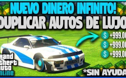 SOLO - SIN AYUDA! *CONSIGUE DINERO EN GTA V ONLINE* - DUPLICA AUTOS EN  GTA 5 Online 1.45