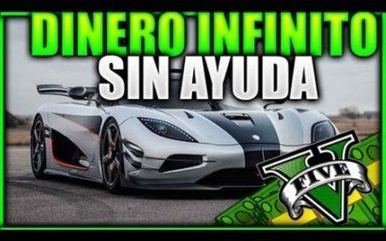TRUCO DINERO INFINITO GTA 5 ONLINE/ $1,000,000 EN 30 MINUTOS/ MEJOR TRUCO DINERO  INFINITO GTA 5
