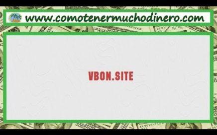 Vbon.Site: Ganar Rublos GRATIS Viendo Anuncios