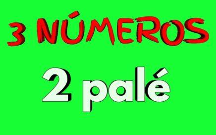 (2) PALE (3) NÚMEROS SEGUROS PARA HOY 27/09/2018 DE SEPTIEMBRE PARA TODAS LAS LOTERÍAS BINGO (22).