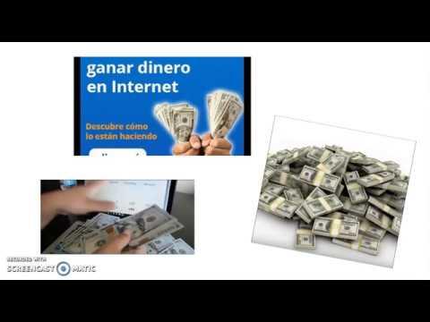 $200 Diarios Como Ganar Dinero Desde Casa [Como Ganar Dinero por Internet]  $200 por dia.