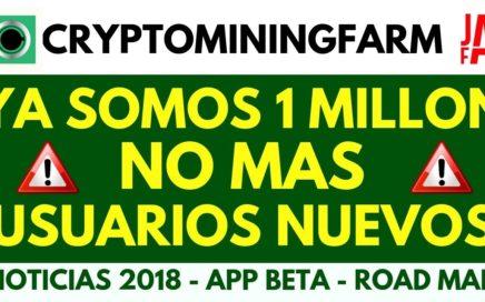 ACTUALIZACIÓN DE CRYPTOMINIGFARM 2018 |JAY FX-CRYPTOMINIGFARM ESPAÑOL- CRYPTOMINIGFARM TUTORIAL- BTC
