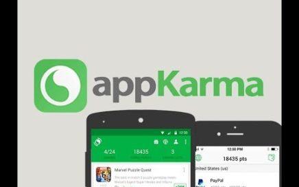 Appkarma app para ganar dinero