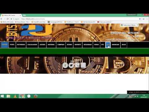 Bits2u Primera forma de ganar dinero Pagina Dinero Fácil 2017