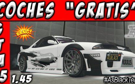 *COCHES GRATIS* - FREE CARS - GTA V - DUPLICAR CUALQUIER COCHE - | MASIVO | - PLACAS LIMPIAS