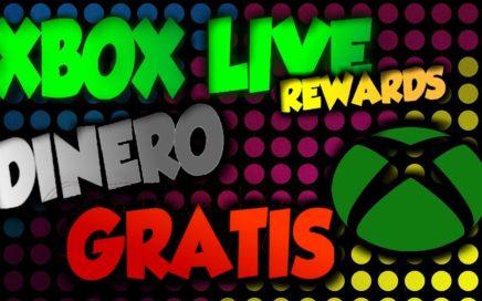 COMO CONSEGUIR DINERO GARTIS PARA XBOX LIVE (YA NO FUNCIONA) | XBOX LIVE REWARDS