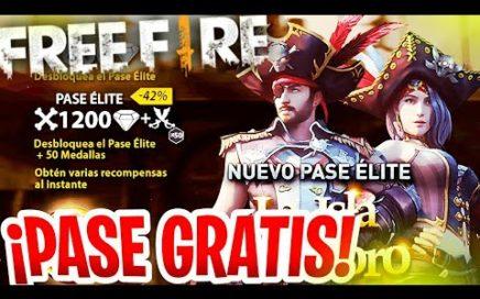 Como conseguir el Pase Elite GRATIS para Free Fire sin (HACKS)