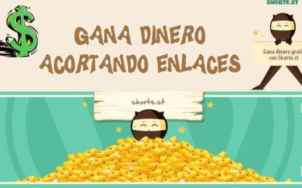 COMO GANAR 10 DOLARES DIARIOS CON shorte.st 2018 REAL!! TOTALMENTE GRATIS