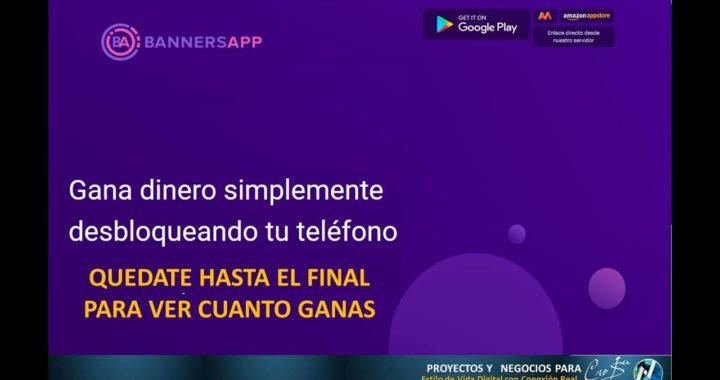 Como Ganar Con Banners App  Gana Por Ver Publicidad